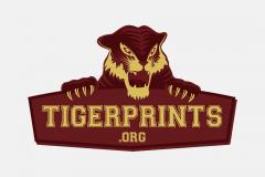 tiger_prints_logo_by_devler-d8vha9v